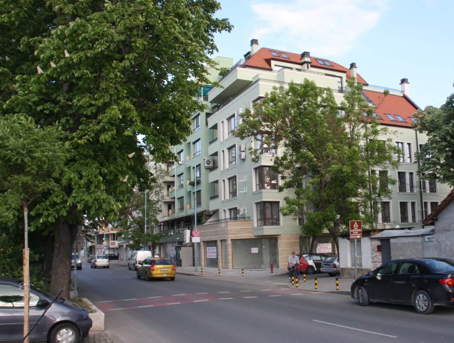Жилищна кооперация на бул. Марица-ЮГ 50, Демилекс